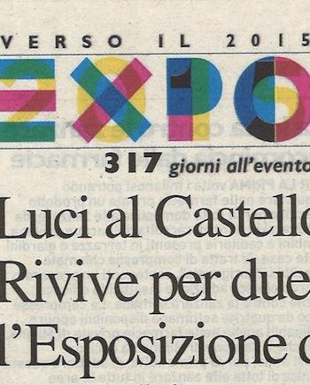 Castello 4: Rass. Stampa 2014 - Cover