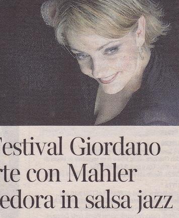 Corriere Baveno 2011 - Cover