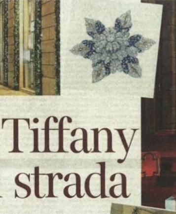 Corriere, natale da Tiffany 2012