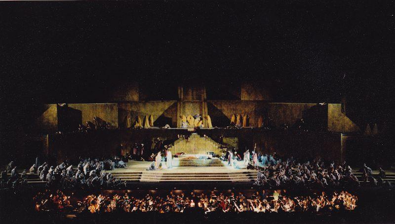 Nabucco  Arena di Verona 1989